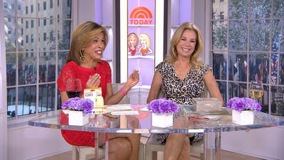 News video: Kathie Lee: I just can't take the snoring!